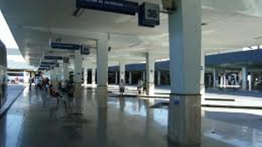 Estación de autobuses en Murcia