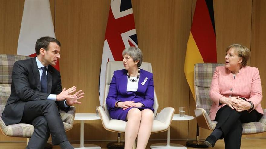 Alemania y Francia piden a la UE un mensaje fuerte a Rusia tras el ataque al exespía