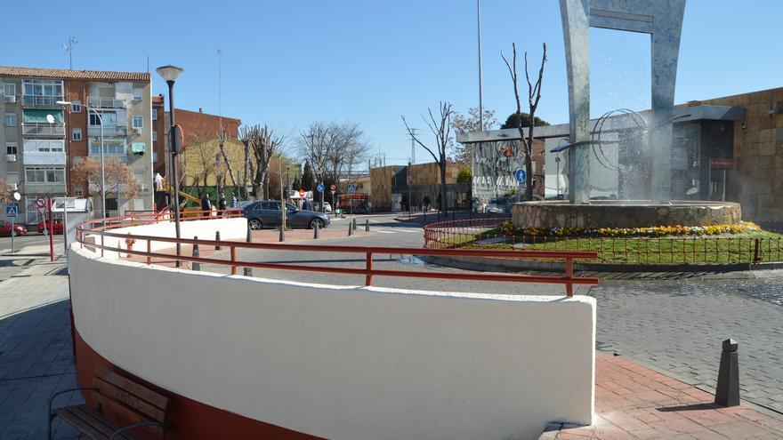 Estación del tren en Azuqueca de Henares