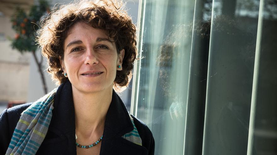 Marina Garcés, autora de 'Filosofía inacabada'. / SANDRA LÁZARO
