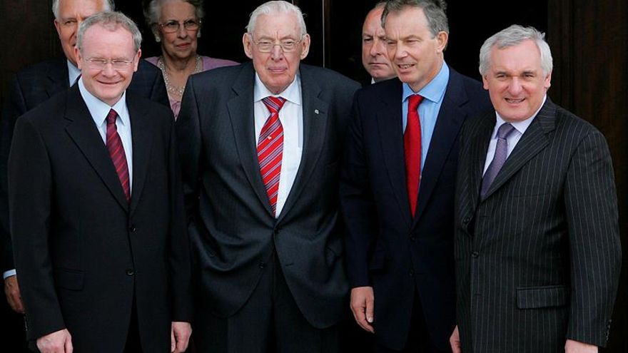 La muerte de McGuinness cierra una etapa del nacionalismo irlandés
