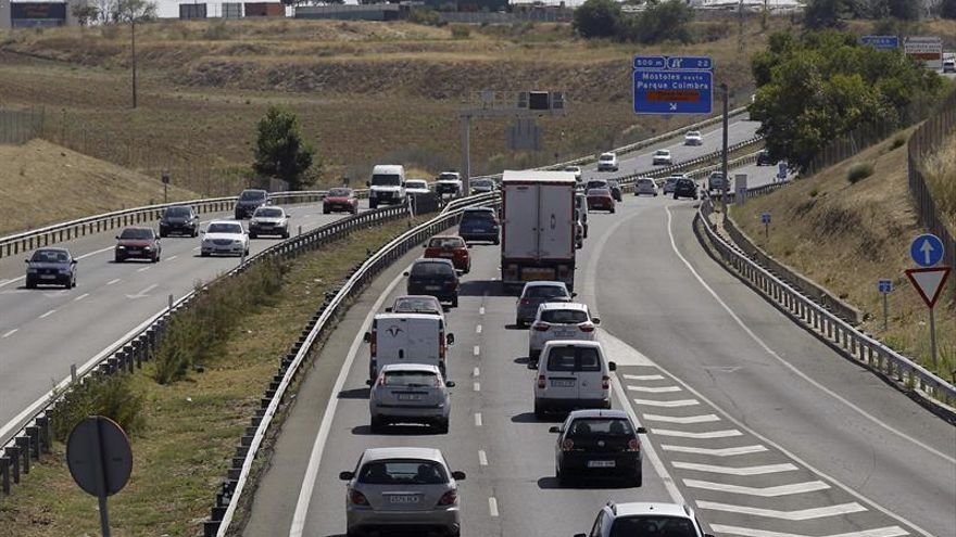 Tráfico multa en una semana a 33.959 conductores por exceso de velocidad