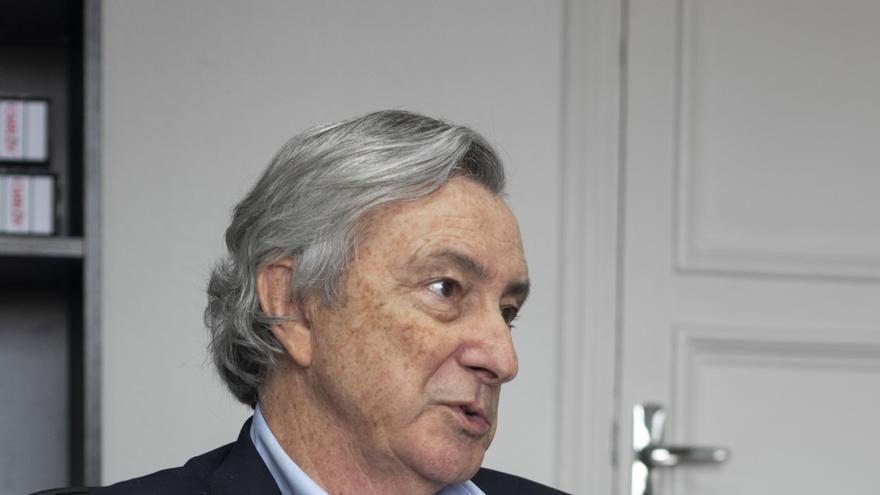 Jorge Dezcallar dirigió el Centro Nacional de Inteligencia de 2002 a 2004.