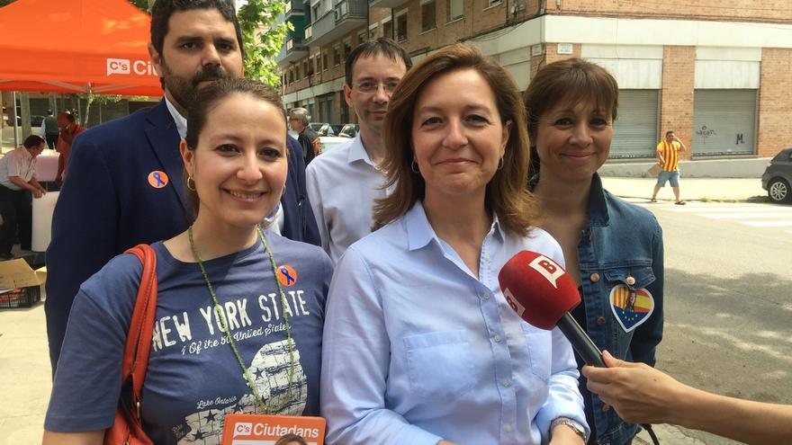 """Mejías (C's) dice que Pablo Iglesias """"se ha quitado la careta"""" al no rechazar pactar con ERC"""