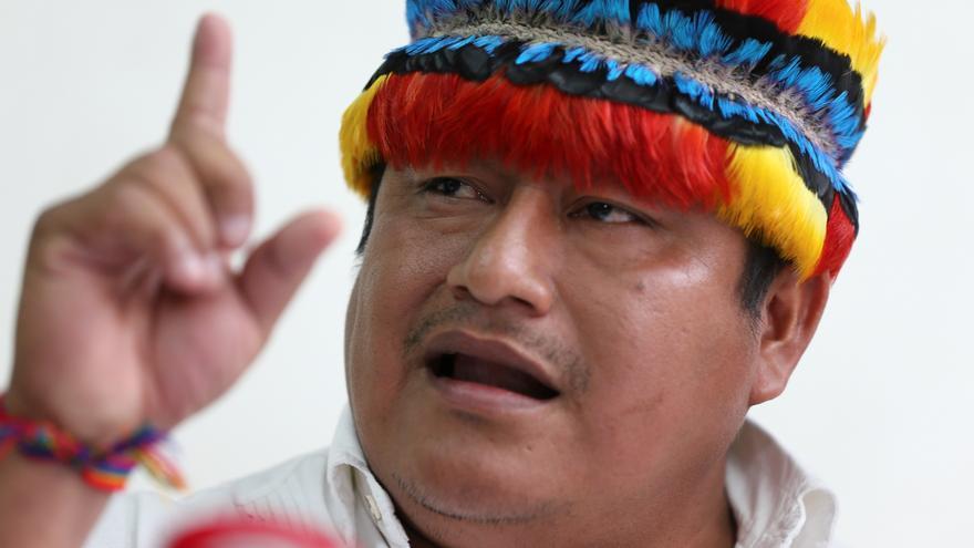 Indígenas advierten a Ecuador sobre proyecto de ley de consulta previa