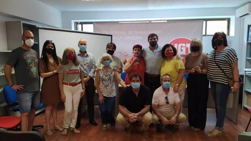 UGT constituye su sector Limpiezas en Castilla-La Mancha, que agrupa a más de 130.000 profesionales