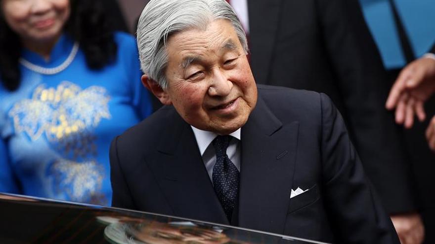 Comité especial finaliza sus propuestas para la abdicación del emperador japonés