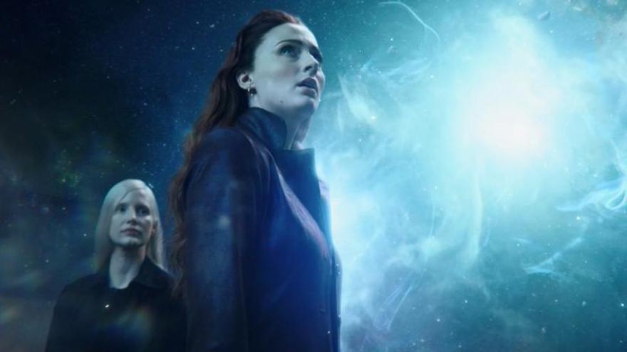 Fotograma del filme 'X-Men: Fénix Oscura'