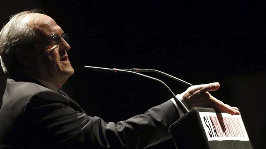 """Gabilondo dice que no tienen """"añoranza de mayorías arrolladoras"""""""
