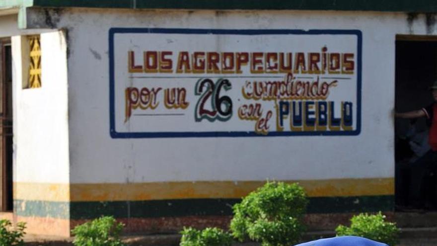 Agricultores cubanos acusan a EE.UU. de querer separar a los campesinos del Estado