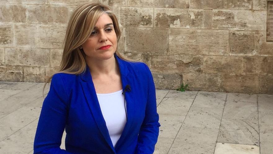 La secretaria general del PPCV, Eva Ortíz