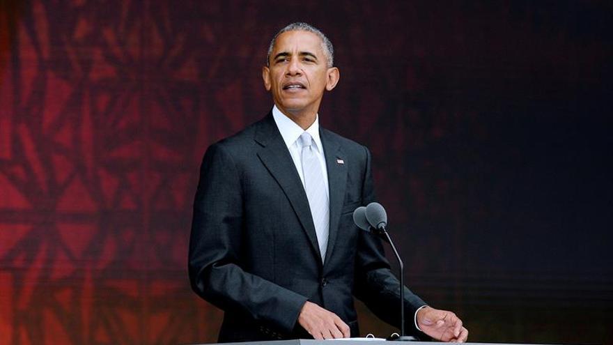 Obama reitera que Trump carece del carácter y la preparación para ser presidente