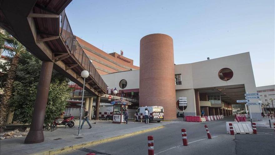 Hospital General Universitario Virgen de la Arrixaca de Murcia / EFE