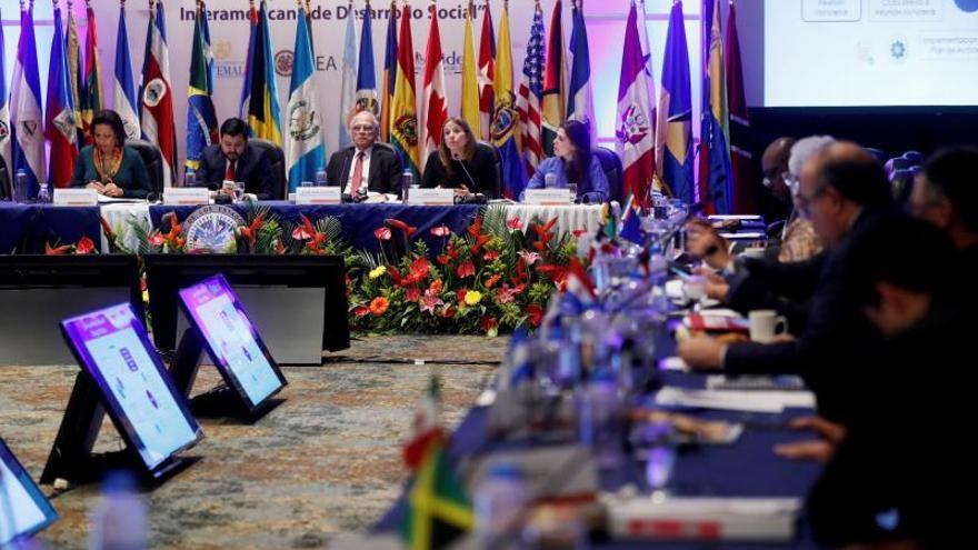 La OEA debatirá una resolución para pedir la libertad de presos en Nicaragua