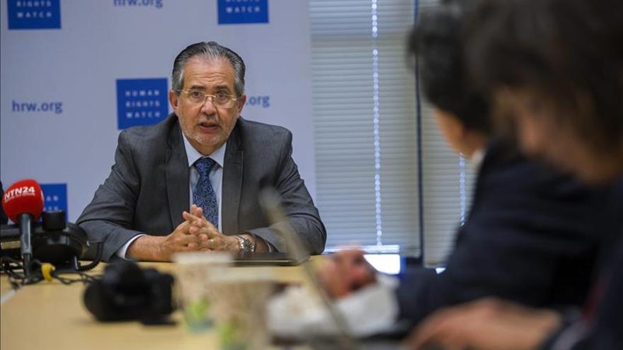 """Director de """"El Nacional"""" acudirá a la CIDH para recabar apoyo internacional"""