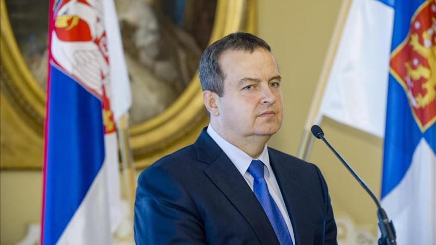 """Serbia subraya en Bruselas su """"neutralidad"""" militar tras los ejercicios con Rusia"""