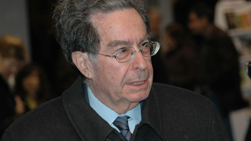 Francesc Cabana, cunyado de Jordi Pujol y un dels majors experts sobre la burguesia catalana del XIX i XX (Foto: Josep Renalias)
