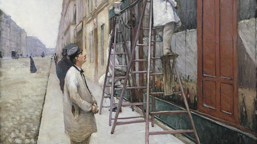 Pintores Edificio