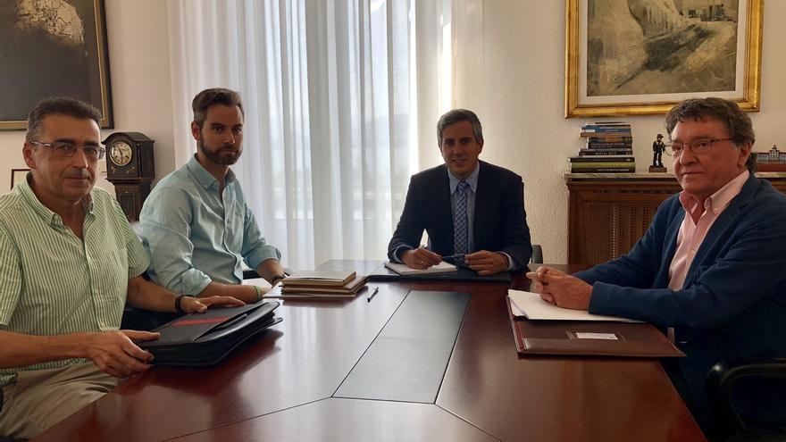 El Estado autoriza la licitación de la duplicación de vía entre Santander y Muriedas