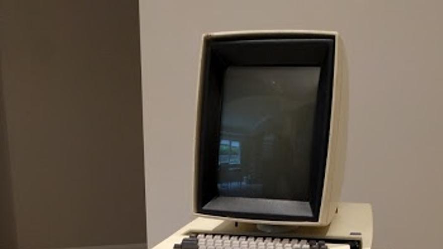 El Xerox Alto que Alan Kay ha donado a Y Combinator