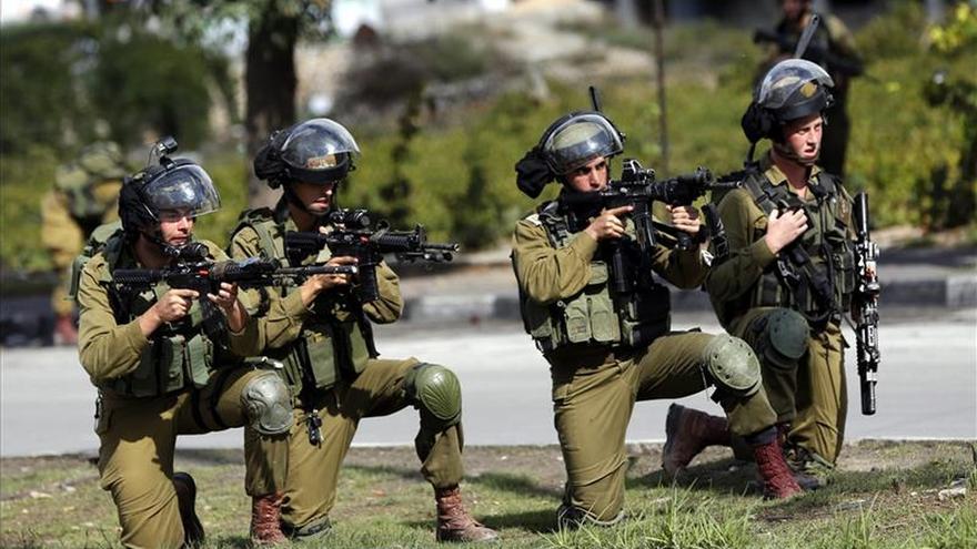 Unos 70 palestinos y 10 israelíes muertos en la ola de violencia en octubre