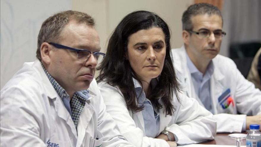 """El Hospital de Vigo dice que la muje que acudió a urgencias falleció """"súbitamente"""""""