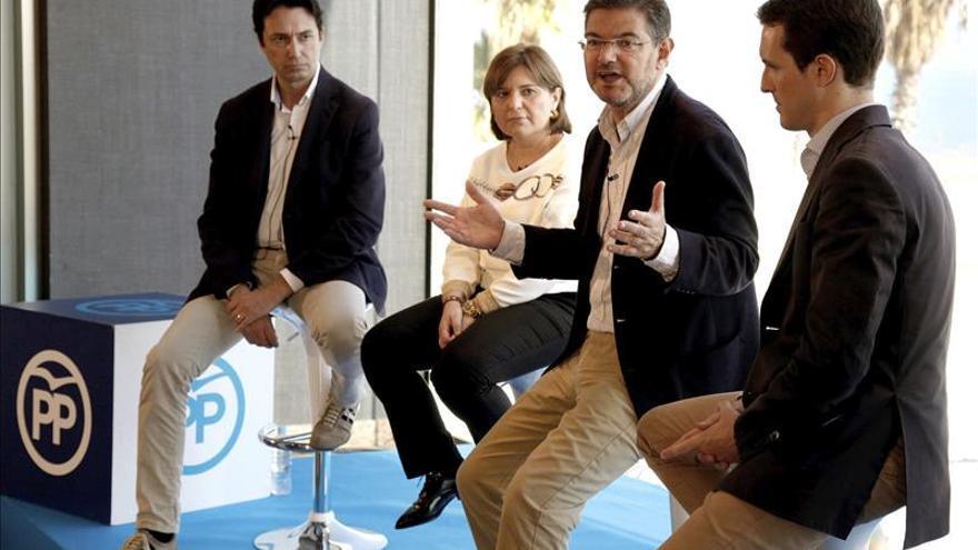 Català: El Gobierno tiene capacidad para parar a los que quieren romper la unidad