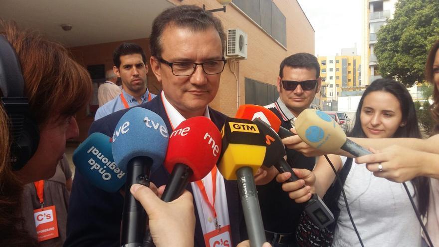 """Garaulet pide participación porque """"es lo más importante que tenemos en la democracia, un nuevo futuro que tiene que ser apoyado por toda la ciudadanía"""""""