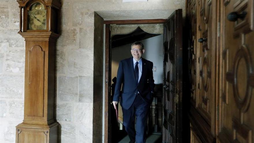 Ximo Puig: Las heridas en el PSOE hay que coserlas entre todos