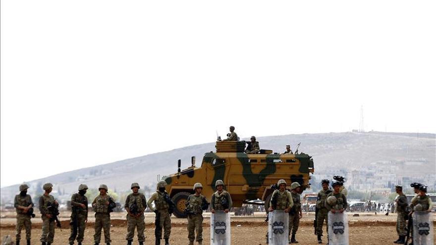 La guerrilla kurda mata a cinco policías en el sureste de Turquía