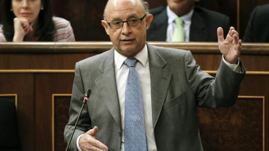 Montoro dice que el Gobierno no tiene ninguna intención de volver a subir IVA