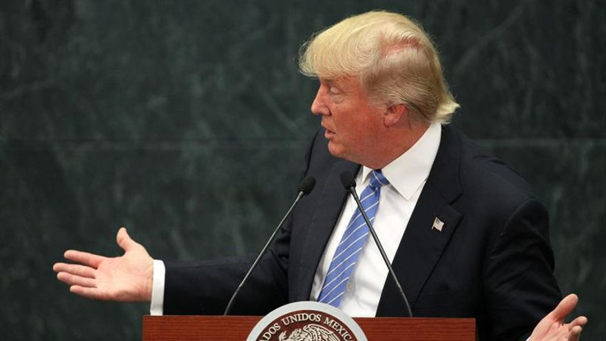 Trump hace del muro y las deportaciones masivas sus pilares migratorios
