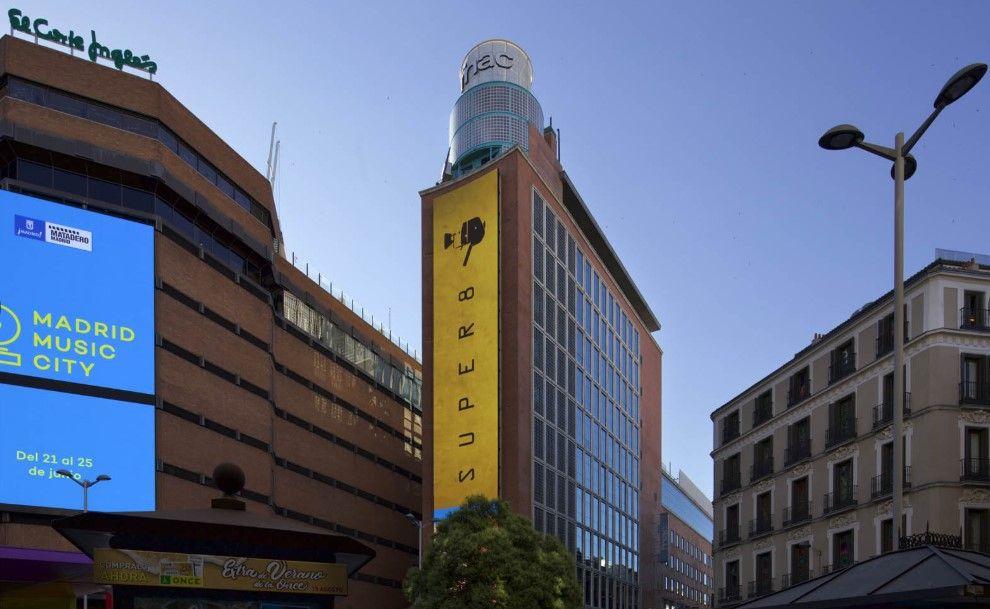 El 'edificio Fnac' será reformado para albergar una terraza gourmet y dos flagship stores más