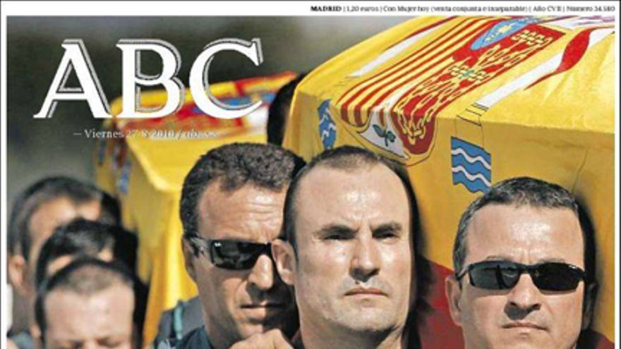 De las portadas del día (27/10/2010) #1