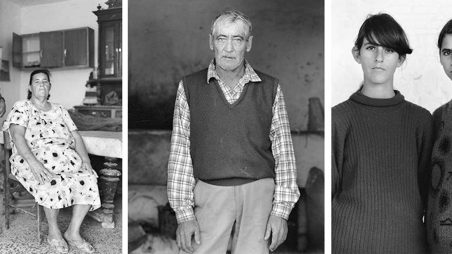 Retratos de Marismas del Guadalquivir. / Atín Aya