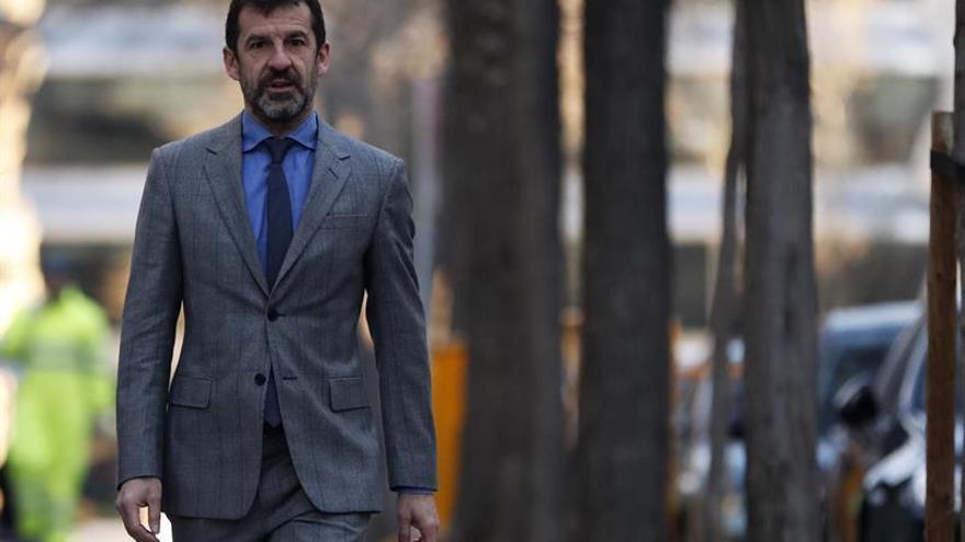 """Más testimonios policiales abren hoy una nueva semana del juicio del """"procés"""""""