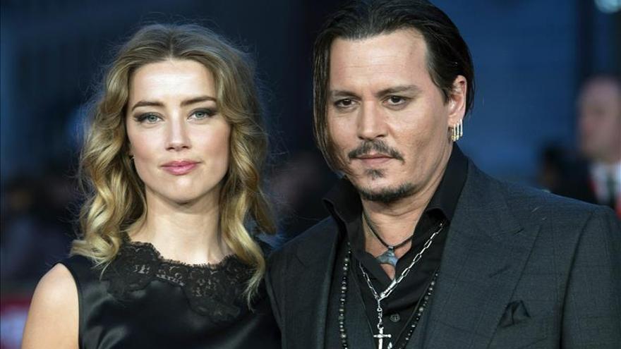 Amber Heard irá a juicio por llevar los perros de Johnny Depp a Australia