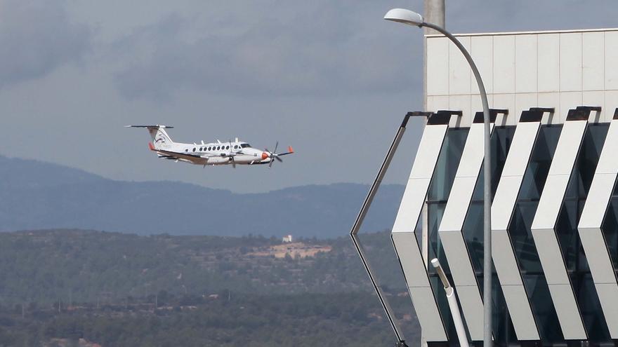 """Gobierno valenciano informará """"próximamente"""" de la fecha de entrada en funcionamiento del Aeropuerto de Castellón"""