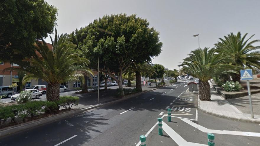 Dos hombres de 40 y 52 años, víctimas de un atropello en Santa Cruz de Tenerife
