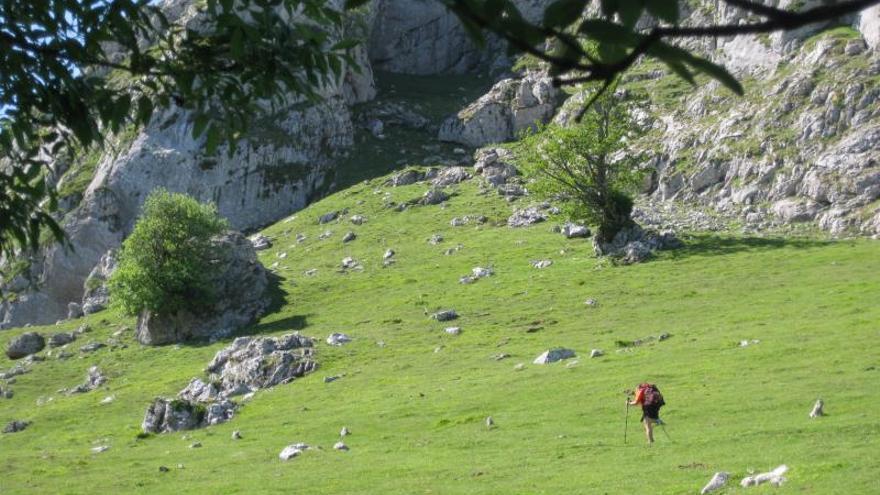 Una ruta de El Camino Ignaciano