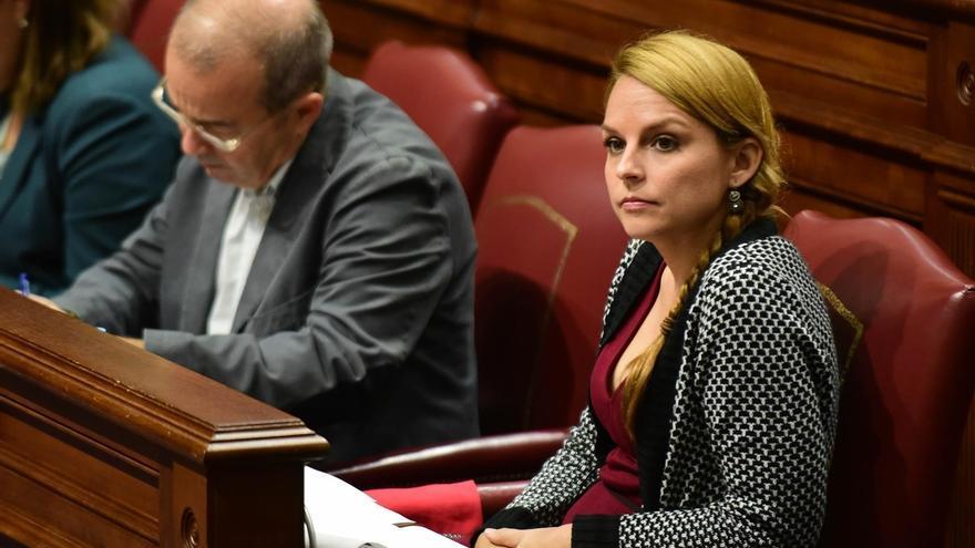 Podemos preguntará en el Parlamento regional por el coste de la visita de los Reyes a Canarias
