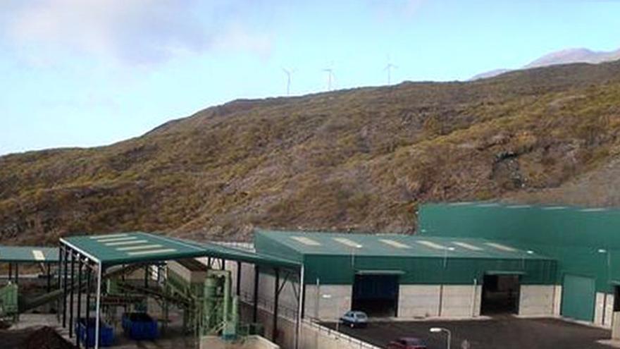 Complejo ambiental Los Morenos, La Palma. (eldiario.es)