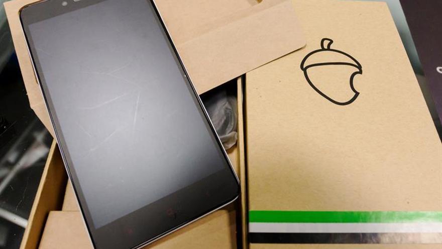 Zetta Smartphone para la producción hasta que la Junta diga si todo es correcto