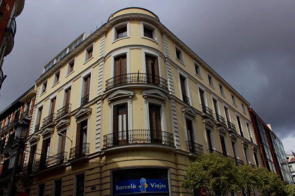 Edificio C/ Barquillo, 13   Fotografía: Somos Chueca