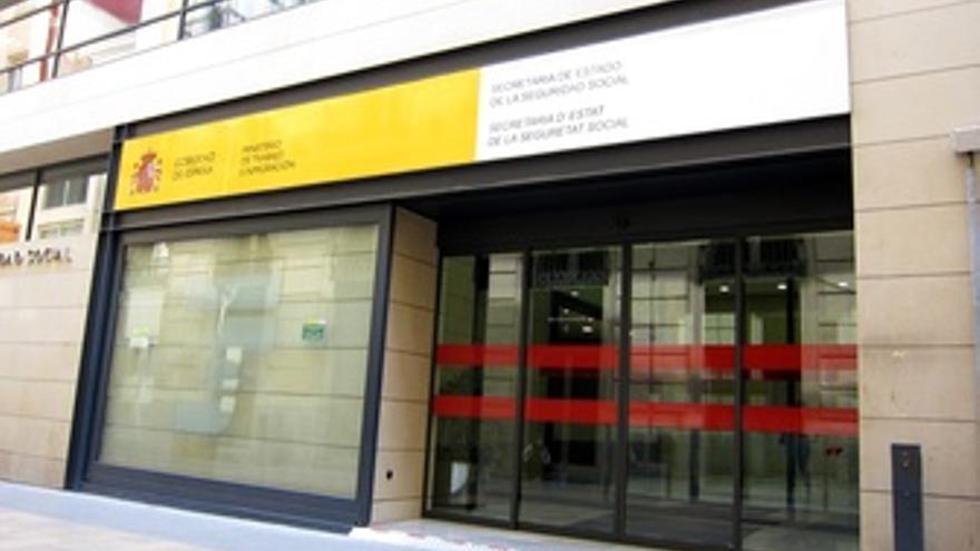 Sede De La Seguridad Social En Alicante