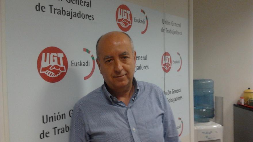 "UGT Euskadi aboga por no echar ""las campanas al vuelo"" pese a que ""pude haber datos"" que den por superada la crisis"