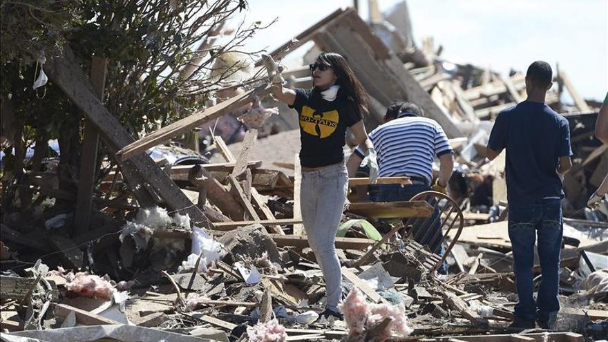 Obama viajará el domingo a Oklahoma para inspeccionar los daños ocasionados por el tornado