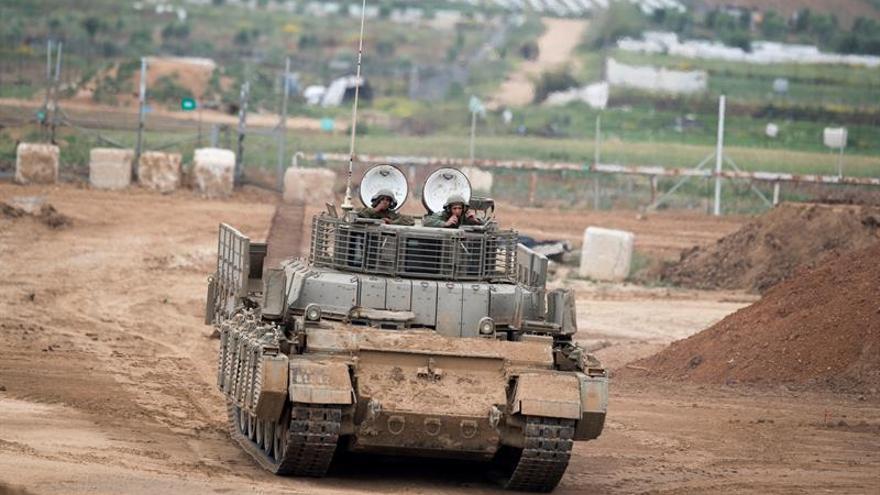 Cuatro palestinos muertos en incidentes en la frontera de Gaza con Israel