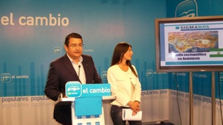 Antonio Sanz Y Rosario Soto, Este Sábado