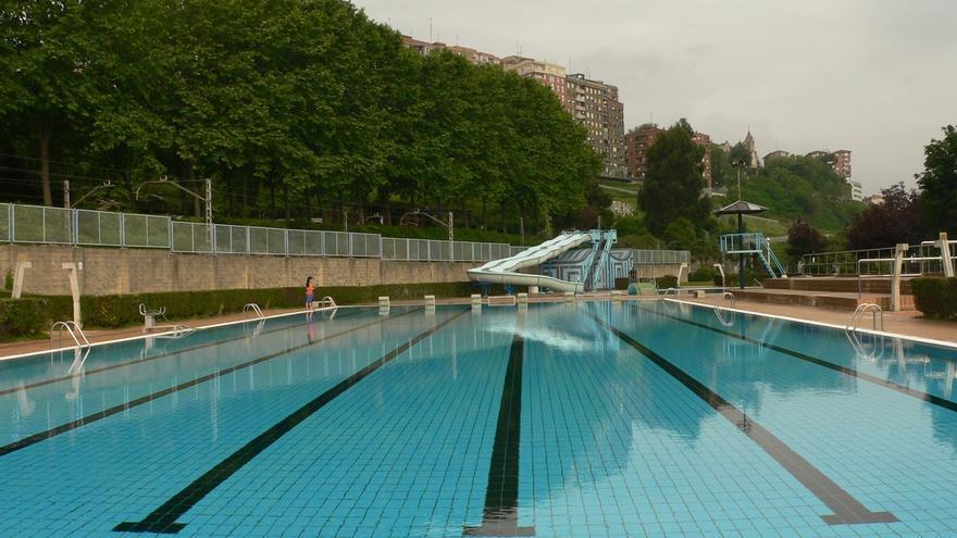 Sestao (Bizkaia) abre este lunes las piscinas descubiertas de La Benedicta